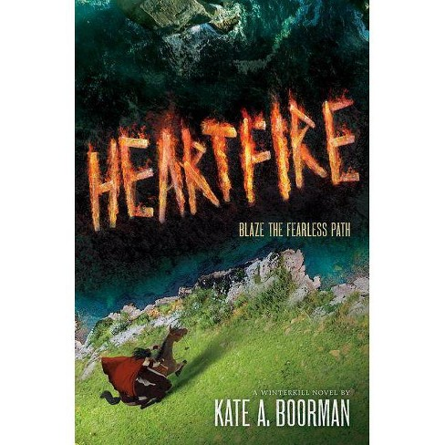 Heartfire - (Winterkill) by  Kate A Boorman (Hardcover) - image 1 of 1
