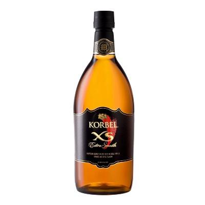 Korbel Brandy XS - 1.75L Bottle