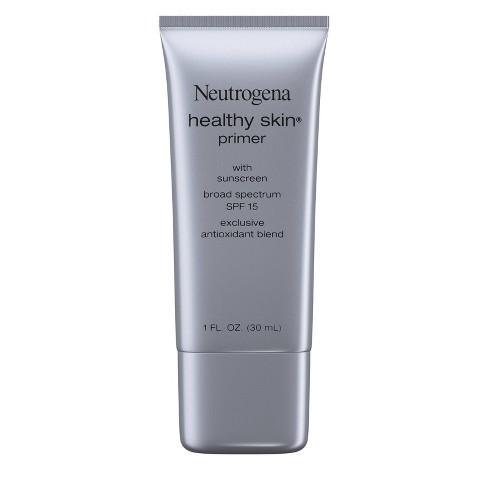 Neutrogena Healthy Skin Makeup Primer Broad Spectrum -SPF 15 - 1 fl oz - image 1 of 4