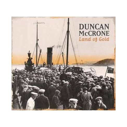 Duncan McCrone - Land Of Gold (CD) - image 1 of 1