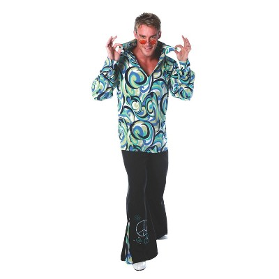 Adult Swinger Halloween Costume One Size