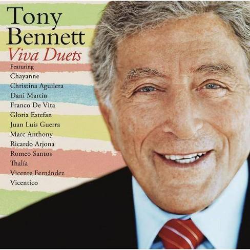 Tony Bennett - Viva Duets (CD) - image 1 of 1