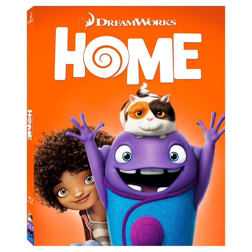 Home (Includes Digital Copy) (Blu-ray/Dvd) (Party Edition)