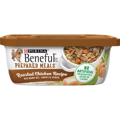 Beneful Prepared Meals Roasted Wet Dog Food - 10oz
