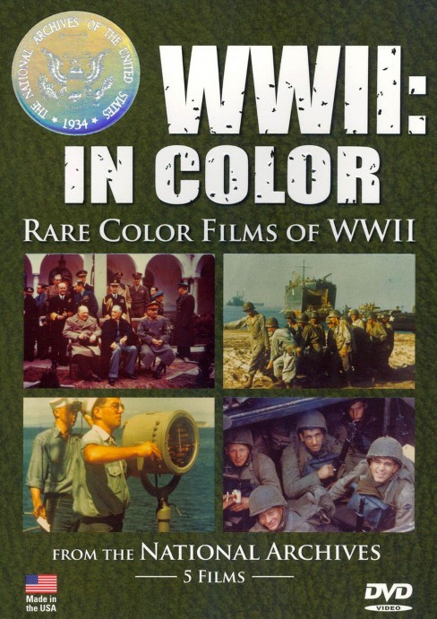 WWII In Color - image 1 of 1