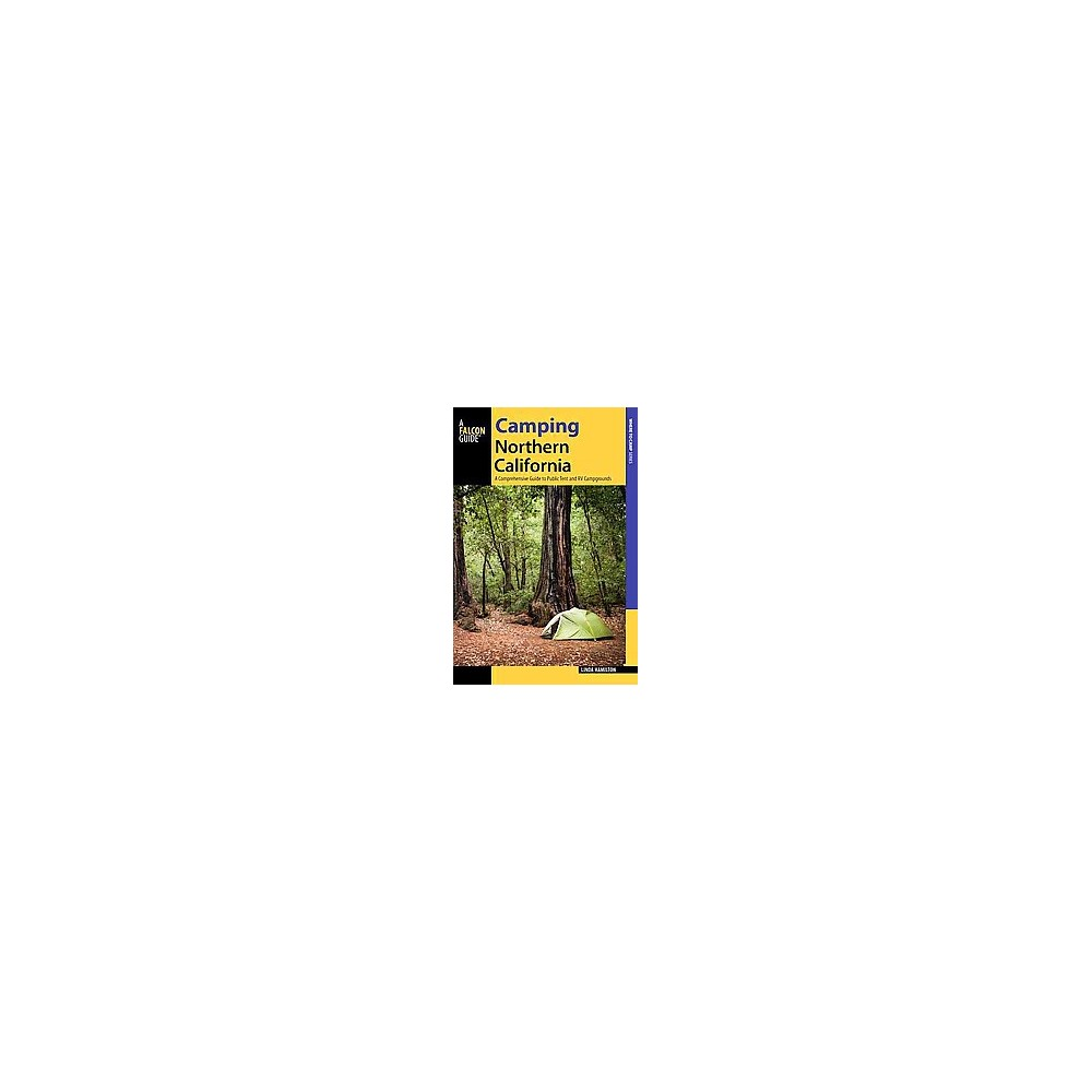 Camping Northern California (Revised) (Paperback) (Linda Parker Hamilton)