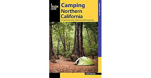 Camping Northern California (Revised) (Paperback) (Linda Parker Hamilton) - image 1 of 1