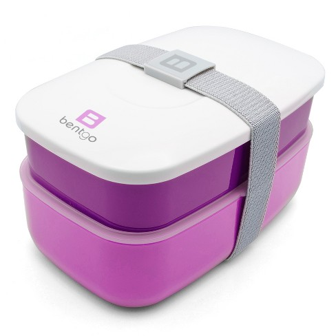 Bentgo All-in-One Stackable Lunch Box - Purple - image 1 of 4