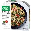 Healthy Choice Vegetarian Frozen Simply Organic Creamy Spinach and Tomato Linguini - 9oz - image 3 of 3
