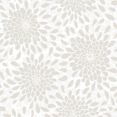 RoomMates Toss The Bouquet Peel & Stick Wallpaper