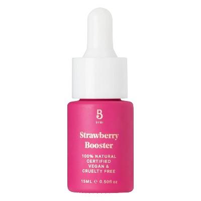 BYBI Strawberry Booster Facial Treatment - 0.5 fl oz
