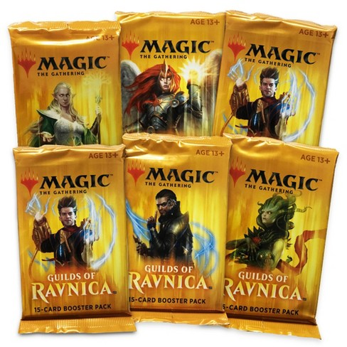 Magic: The Gathering Trading Card Game Guilds of Ravnica Bundle Pack