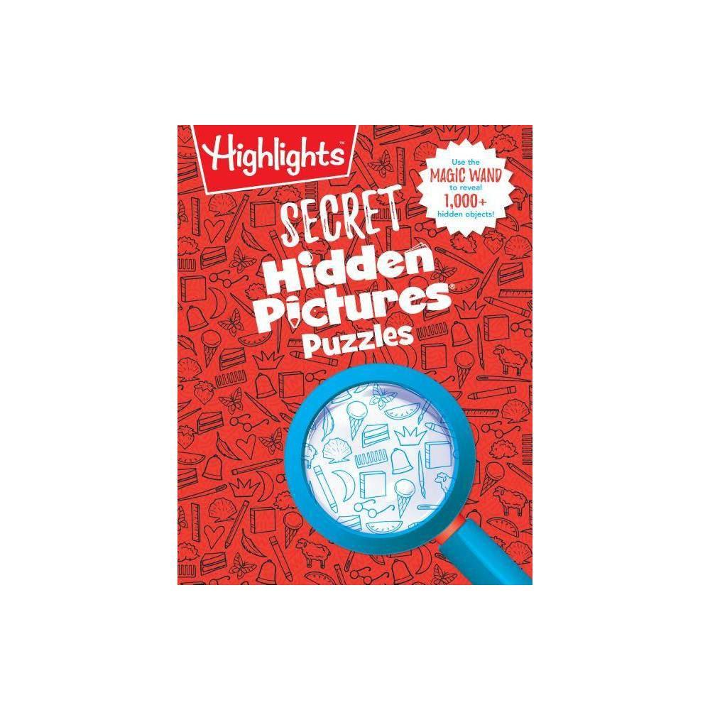 Highlights Secret Hidden Pictures Paperback