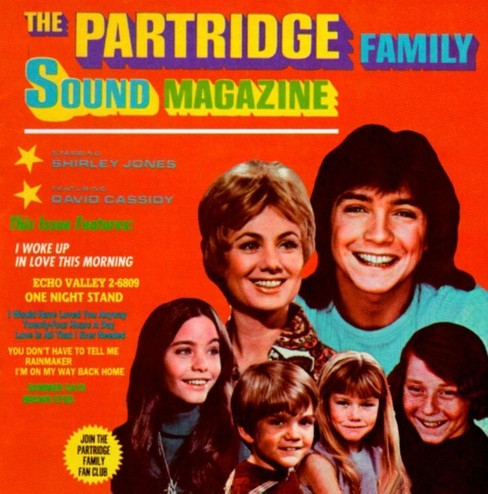 Partridge family - Sound machine (CD) - image 1 of 6