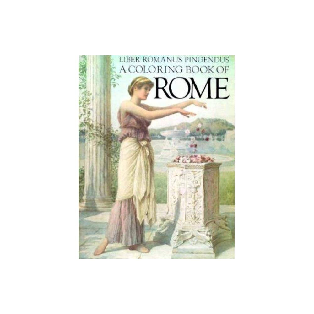 Color Bk Of Rome Paperback
