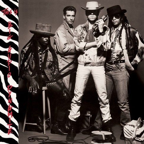 Big audio dynamite - This is big audio dynamite (Vinyl) - image 1 of 1