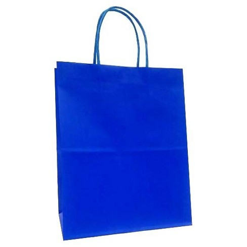 Cub Gift Bag Blue Spritz