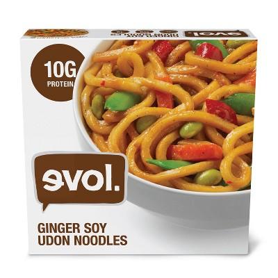 Evol Ginger Soy Udon Noodles - 9oz