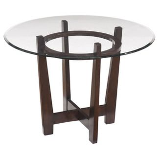 Charrell Dining Room Table - Medium Brown  - Signature Design by Ashley