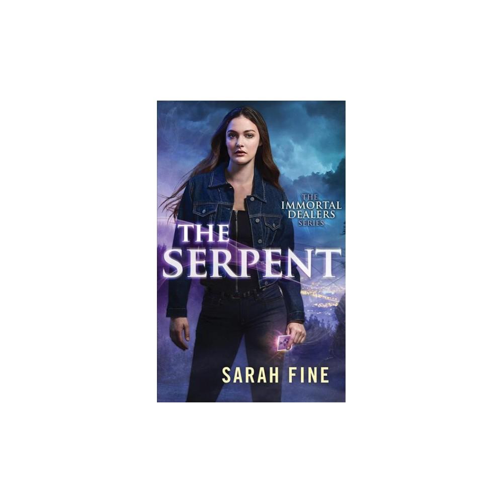 Serpent - Unabridged (Immortal Dealers) by Sarah Fine (CD/Spoken Word)