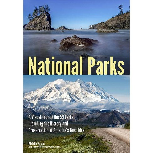 National Parks - by  Michelle Perkins (Paperback) - image 1 of 1