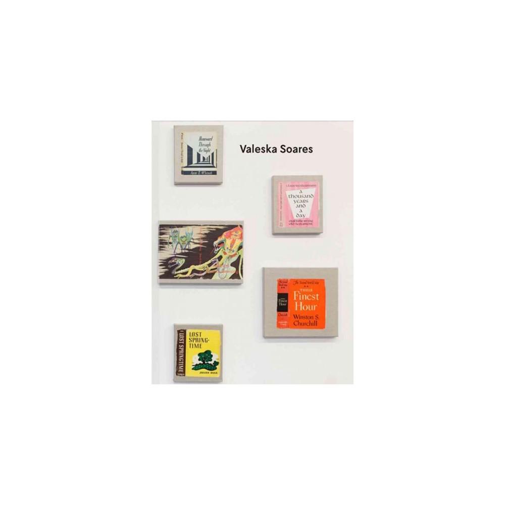 Valeska Soares - Bilingual by Jens Hoffmann & Valeska Soares & Kelly Taxter (Hardcover)