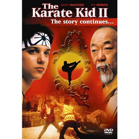 The Karate Kid, Part II [WS] - image 1 of 1
