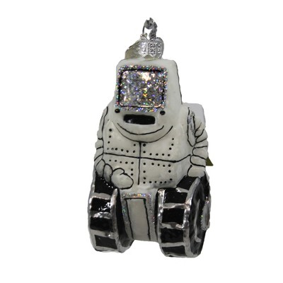 "Morawski 4.25"" Lunar Landing Robot Ornament Space Alien Nasa  -  Tree Ornaments"