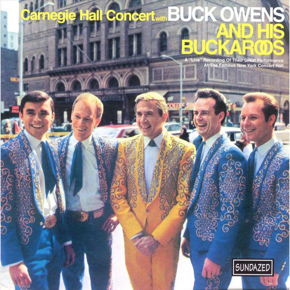 Buck Owens - Carnegie Hall Concert (CD)