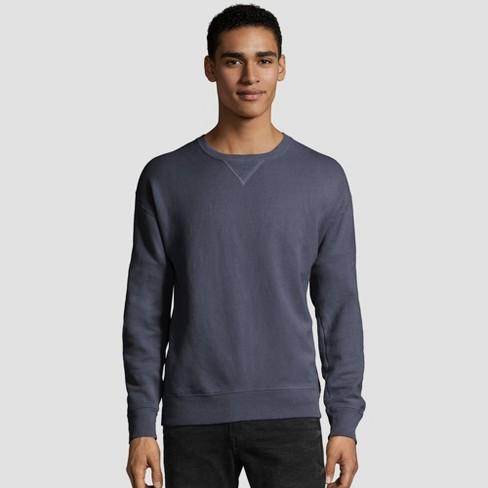 Hanes Men's Comfort Wash Fleece Sweatshirt - image 1 of 2