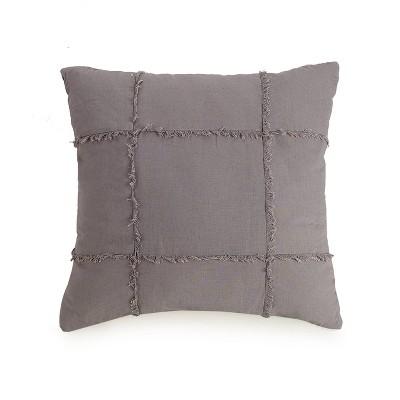 Decorative Throw Pillow Gray - Ayesha Curry