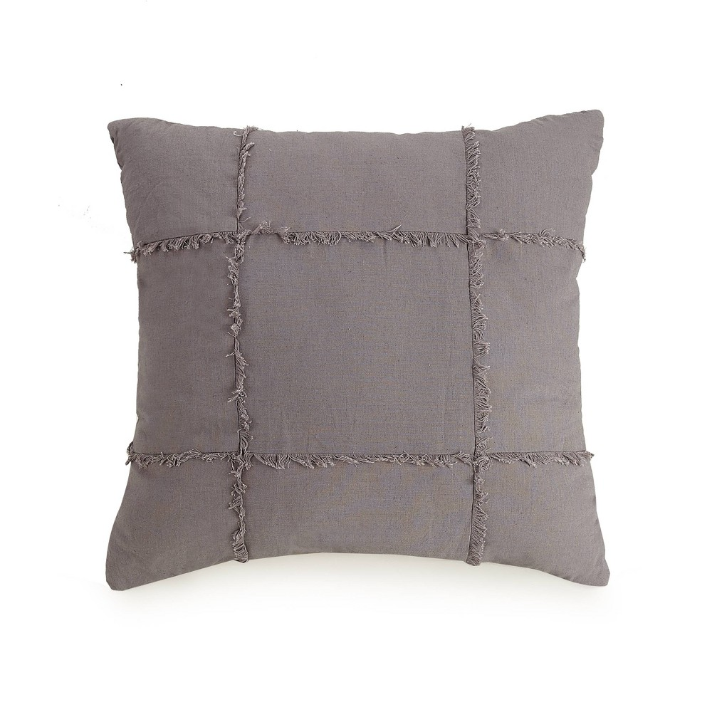 Image of Decorative Throw Pillow Gray - Ayesha Curry