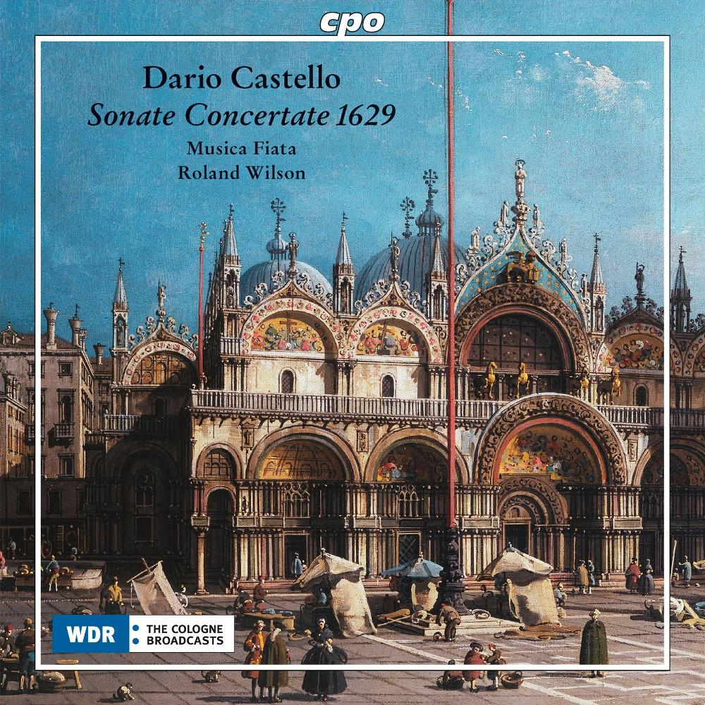 Musica Fiata - Castello:Sonate Concertate In Stile M (CD)