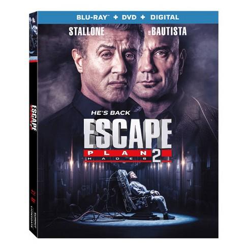 Escape Plan 2 (Blu-ray + DVD + Digital) - image 1 of 1