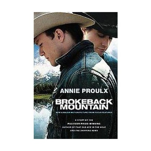 Brokeback Mountain By Annie Proulx Paperback Target