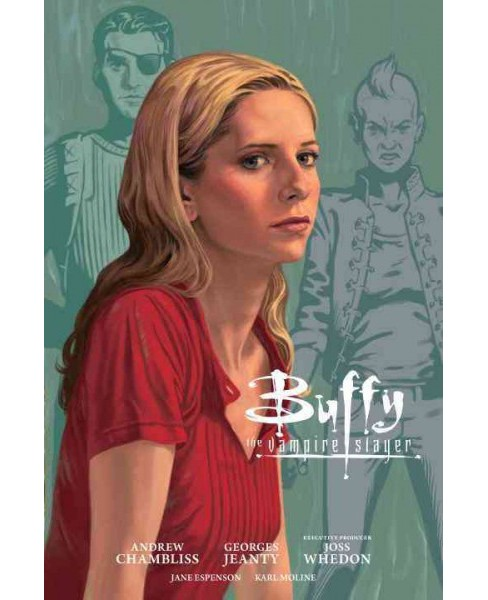 Buffy the Vampire Slayer Season 9 3 (Hardcover) (Joss Whedon) - image 1 of 1