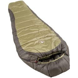 Coleman Mummy 0 Degree Sleeping Bag - Green