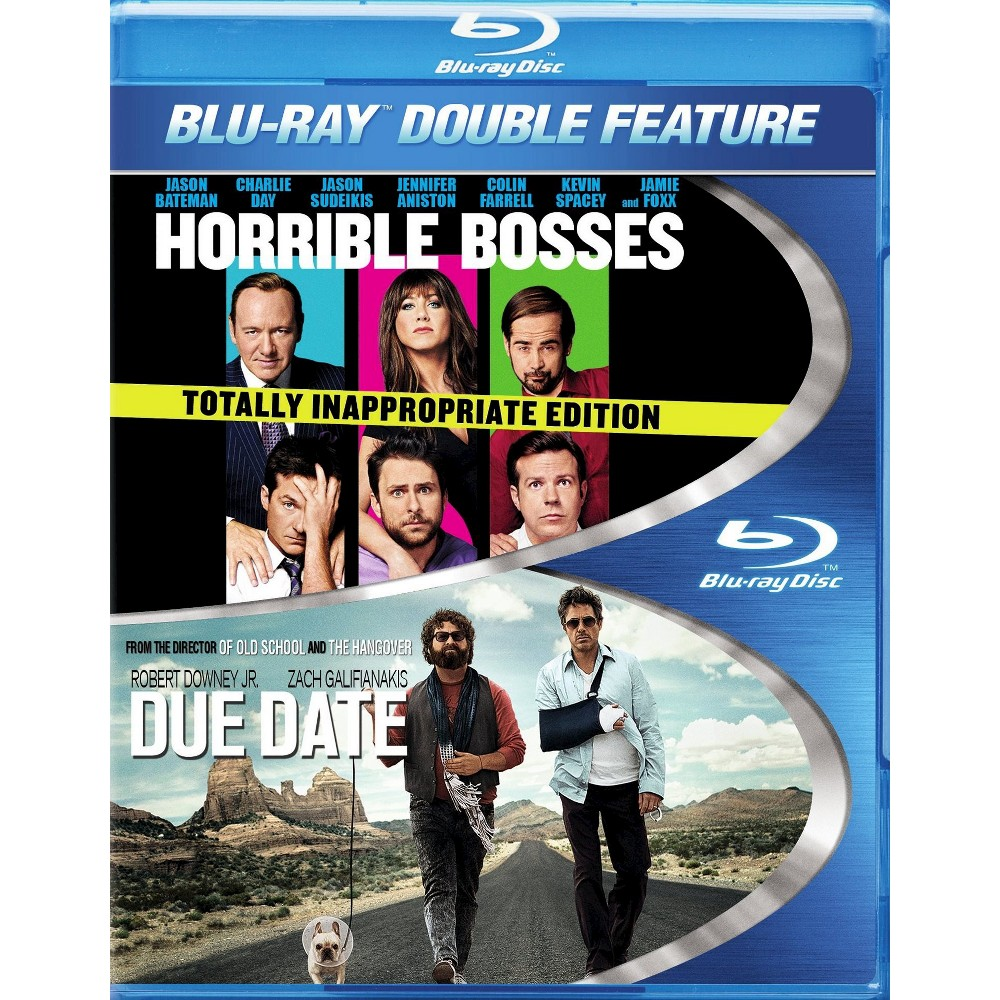 Horrible Bosses/Due Date (Blu-ray)