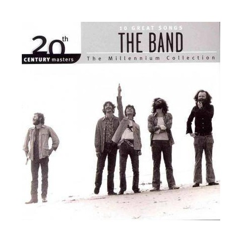 Band (The) - Millennium Collection: 20th Century Masters- The Band (CD) - image 1 of 1