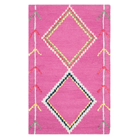 Jill Geometric Tufted Area Rug - Safavieh - image 1 of 3