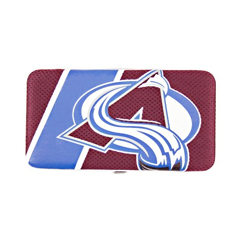 NHL Colorado Avalanche Shell Mesh Wallet - image 1 of 2