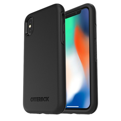OtterBox Apple iPhone X/XS Symmetry Case - Black