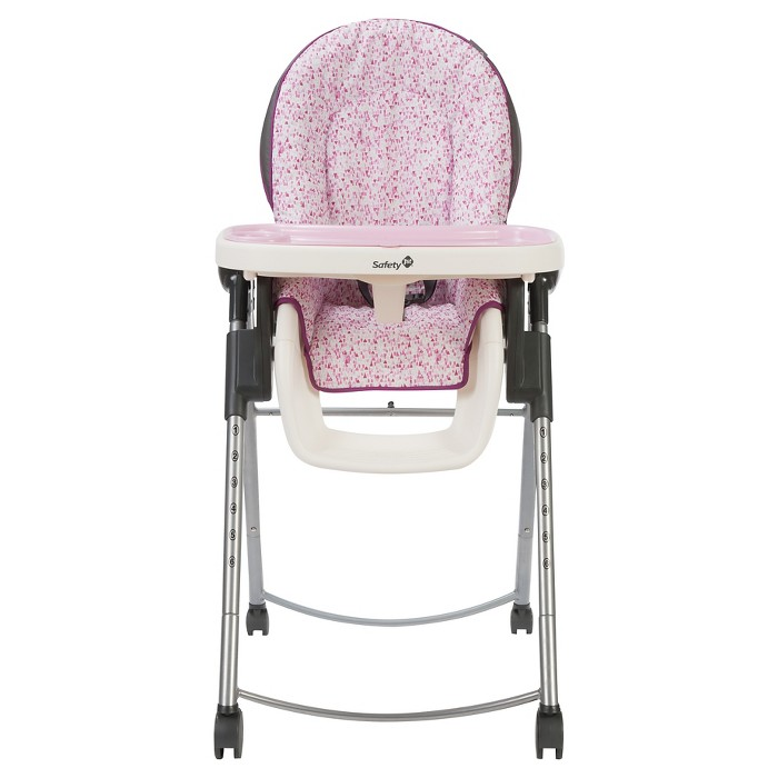 Safety 1st AdapTable 3-Position Lightweight High Chair - image 1 of 10