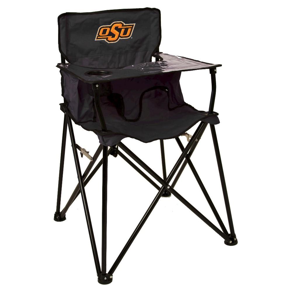 NCAA Oklahoma State Cowboys Ciao! BabyPortable High Chair - Orange, Multi-Colored
