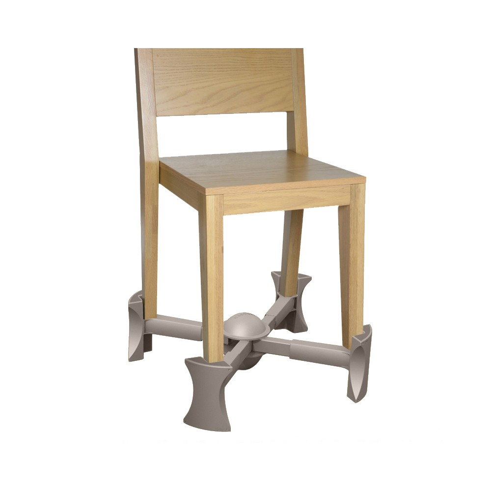 Kaboost Portable Chair Booster - Natural
