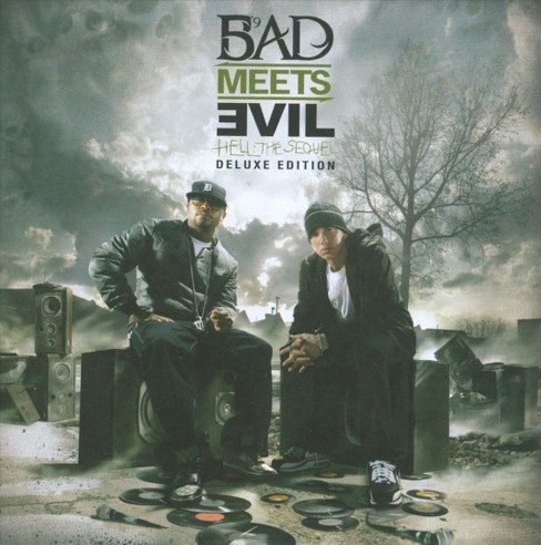 Bad meets evil - Hell:Sequel ep (CD) - image 1 of 1