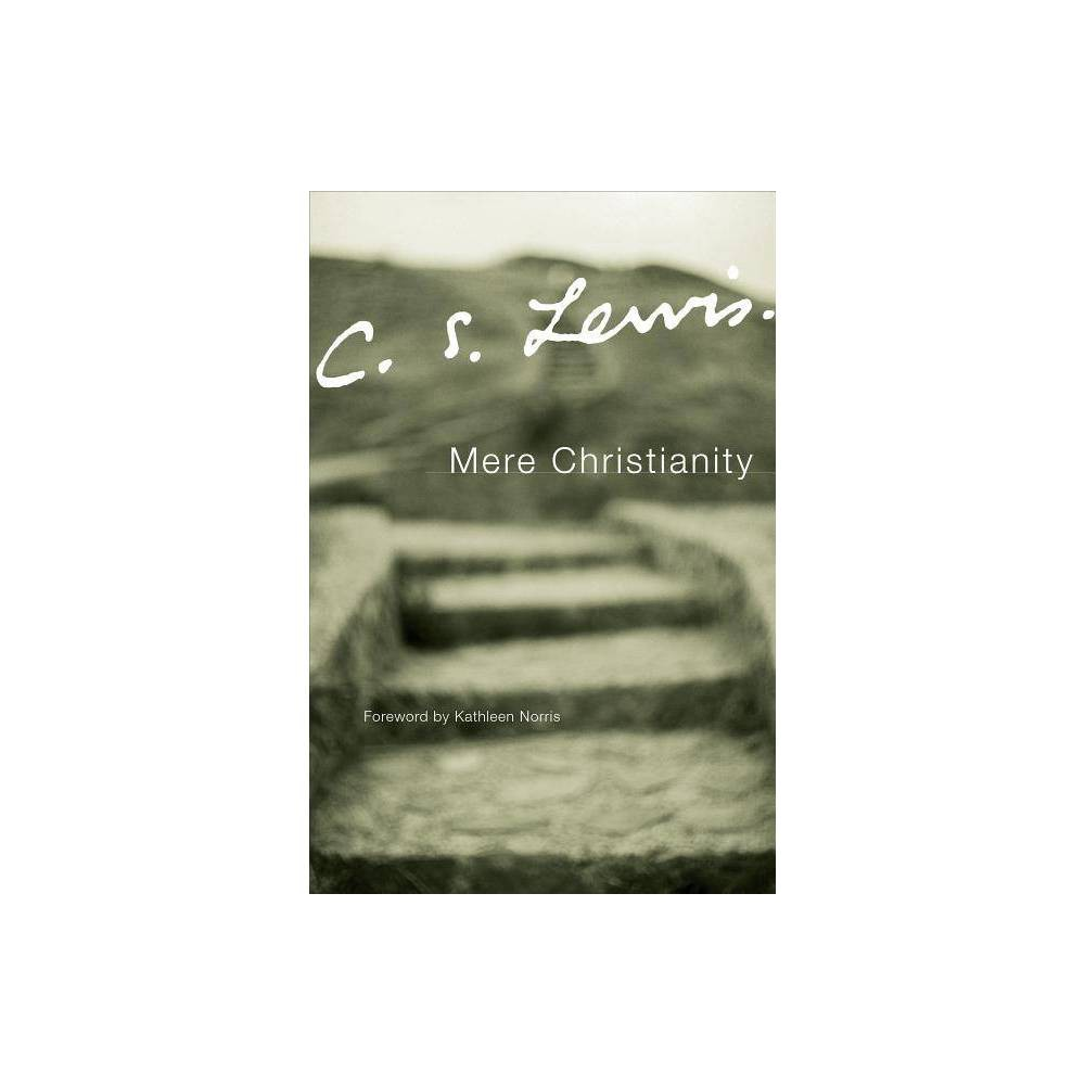Mere Christianity By C S Lewis Hardcover