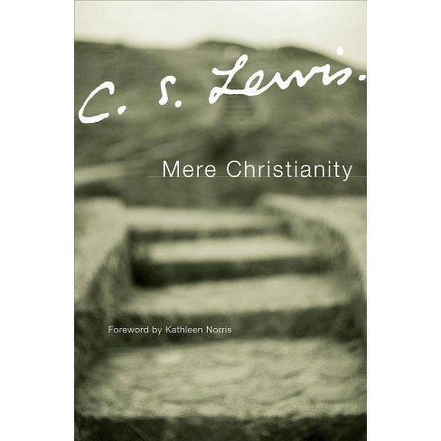 Mere Christianity - (Collected Letters of C.S. Lewis) by  C S Lewis (Hardcover) - image 1 of 1