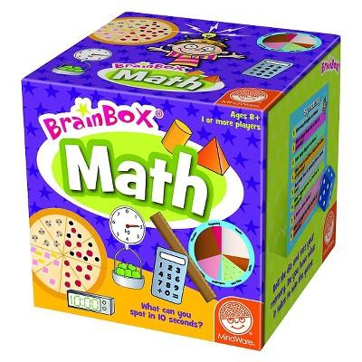 Mindware Brain Box Math