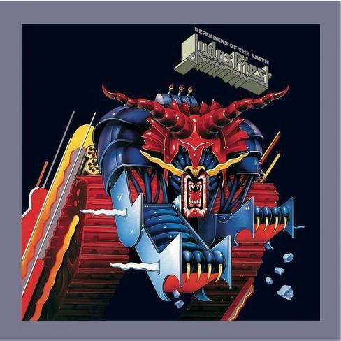 Judas Priest - Defenders of the Faith (CD) - image 1 of 1